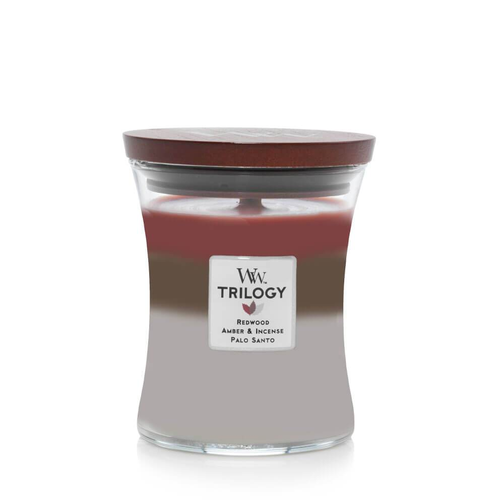 """Autumn and Winter Candle   """"Forest Retreat"""""""