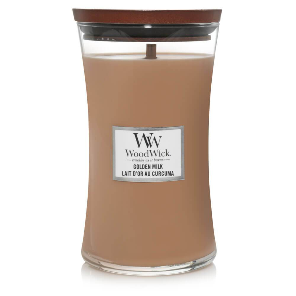 """Autumn and Winter Candle   """"Golden Milk"""""""