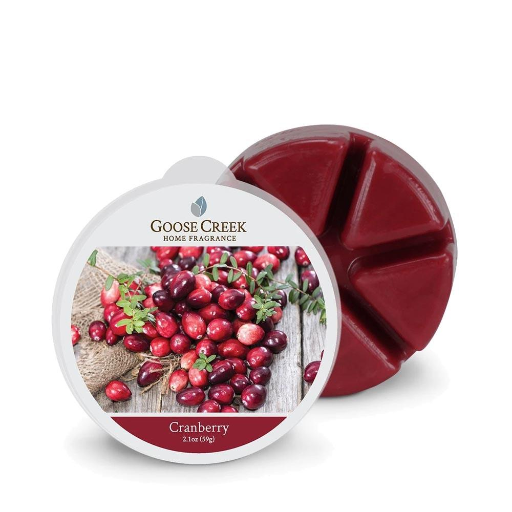 Autumn and Winter Candle   Cranberry