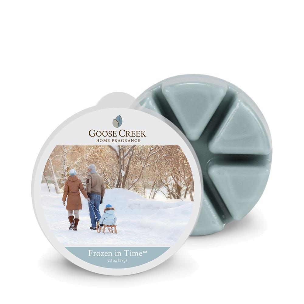 """Autumn and Winter Candle   """"Frozen In Time"""""""