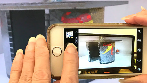3 Ways to Turn Your Smart Phone into a Mosaic Tool