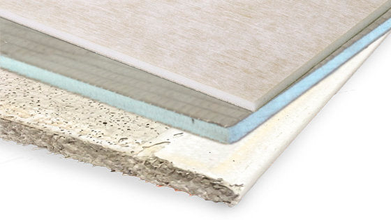 Skeewbackers v Wedi v Cement Board
