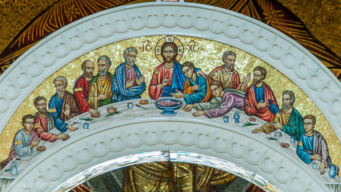 A Mosaic Marvel - Annunciation Greek Orthodox Cathedral - Columbus, Ohio