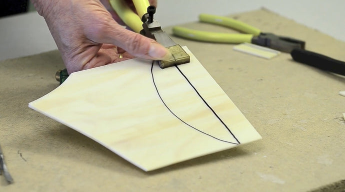 How To Cut Stained Glass by Hand