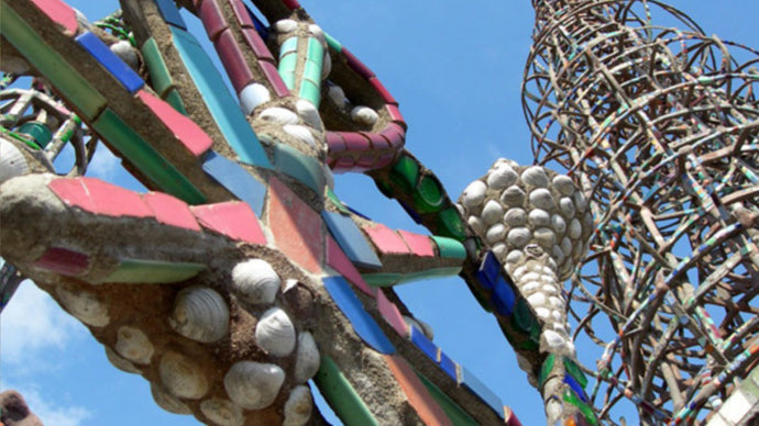An Icon - Watts Towers, Los Angeles