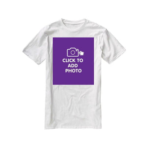 Kids T Shirt - Photo Upload Design Option