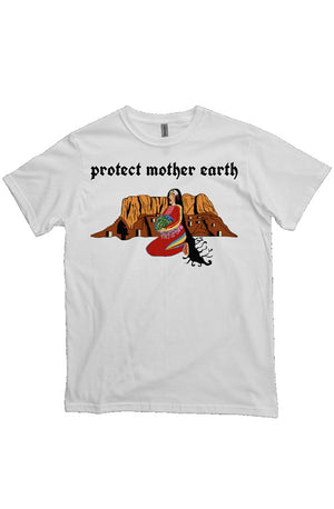 Open image in slideshow, Protect mother Earth Heavyweight T Shirt
