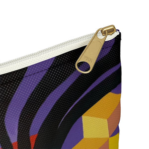 'Save The Bees' Accessory Pouch