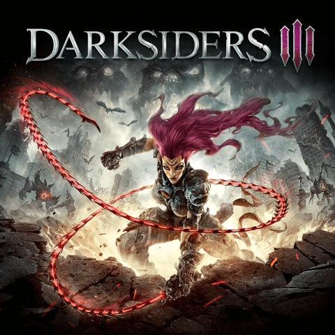 Darksiders III PS4
