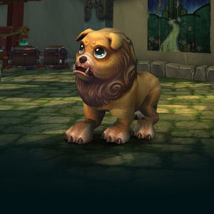 Mascota Cachorro de quilen de la suerte World of Warcraft