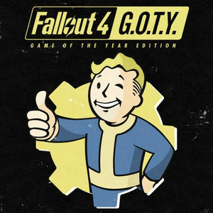 Fallout 4: Game of the Year Edition PC