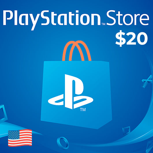PlayStation PSN card $20 USA