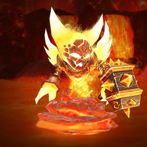 Mascota Mini Ragnaros World of Warcraft