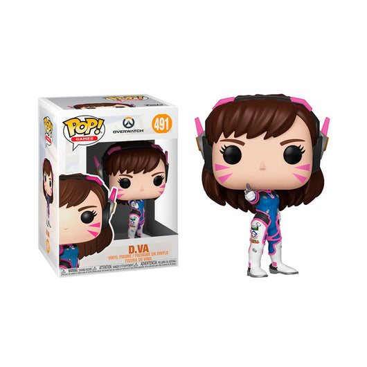Funko Pop Overwatch D.Va