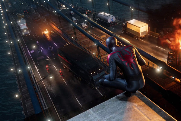 Marvel's Spider-Man: Miles Morales Estándar PS4