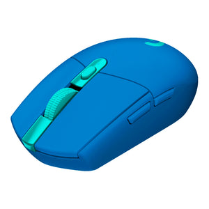 Mouse LOGITECH G: G305 LIGHTSPEED WIRELESS – BLUE (COLOR COLLECTION)