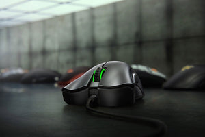Mouse Razer Deathadder Essential 6400 Dpi Green Light