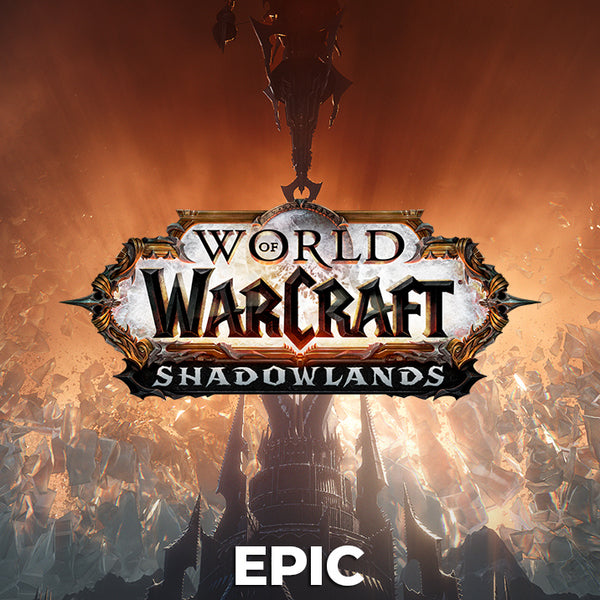 World of Warcraft: Shadowlands Epic