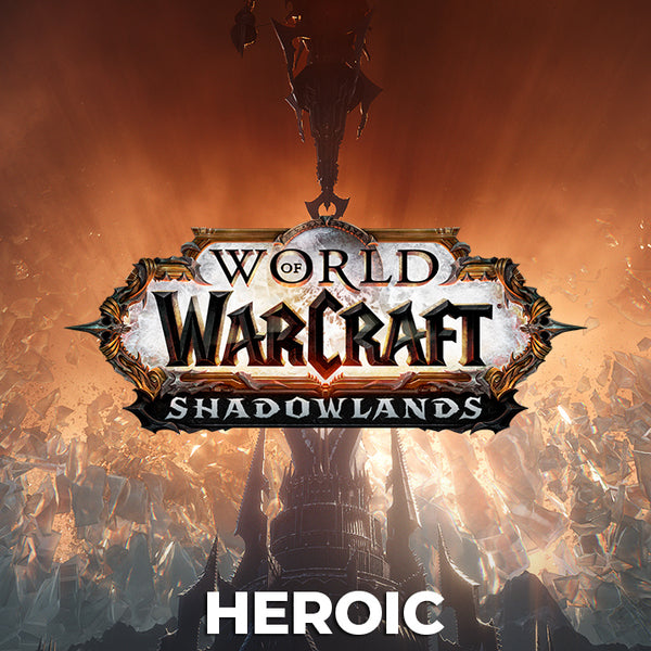 World of Warcraft: Shadowlands Heroic