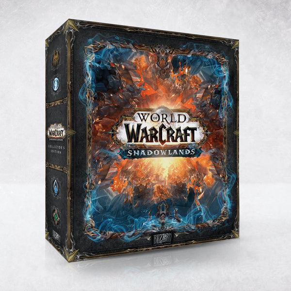 World of Warcraft Shadowlands Edición de Coleccionista