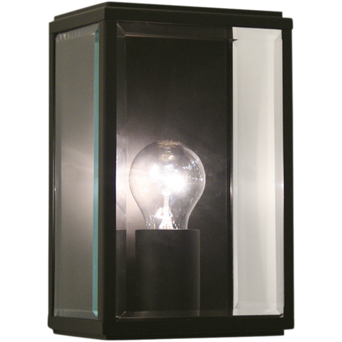 HOMEFIELD NICKEL OUTDOOR LIGHT