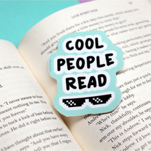 Load image into Gallery viewer, Cool People Read Sticker