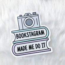Load image into Gallery viewer, Bookstagram Sticker