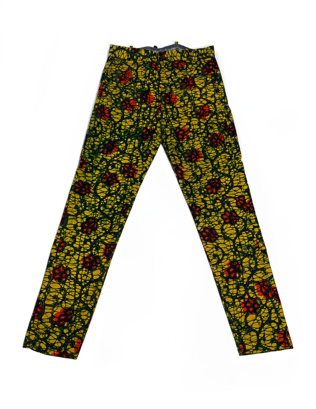 CUSTOM TASWIRA TROUSERS