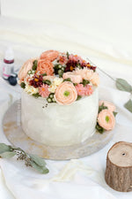Buttercream cakes - not just about the taste