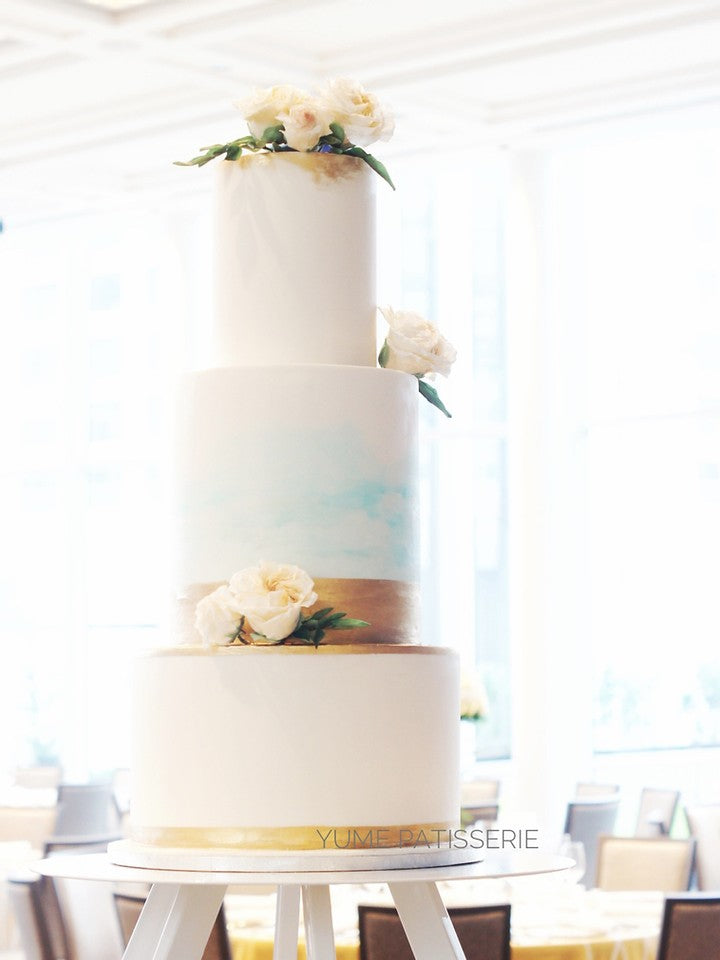 8 Wedding Cake Trends in 2018