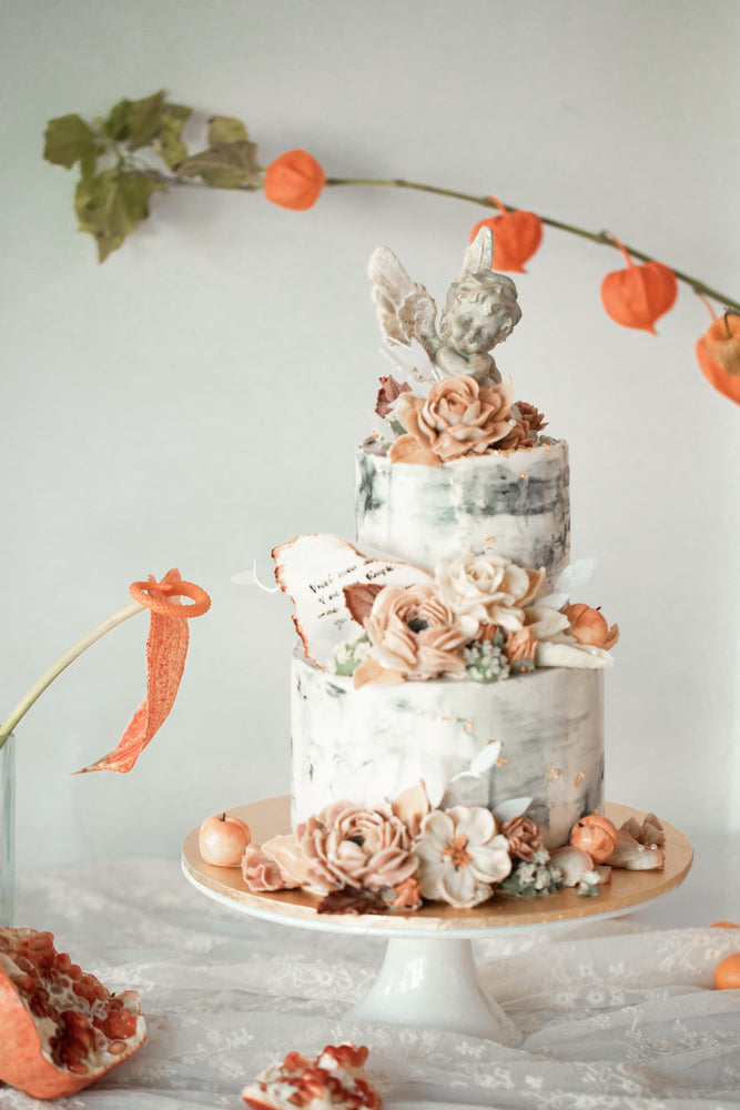 Masterclass: Advance Natural Buttercream Flower Piping (2-Day Class)