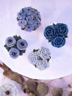 Load image into Gallery viewer, Buttercream Floral Cupcakes