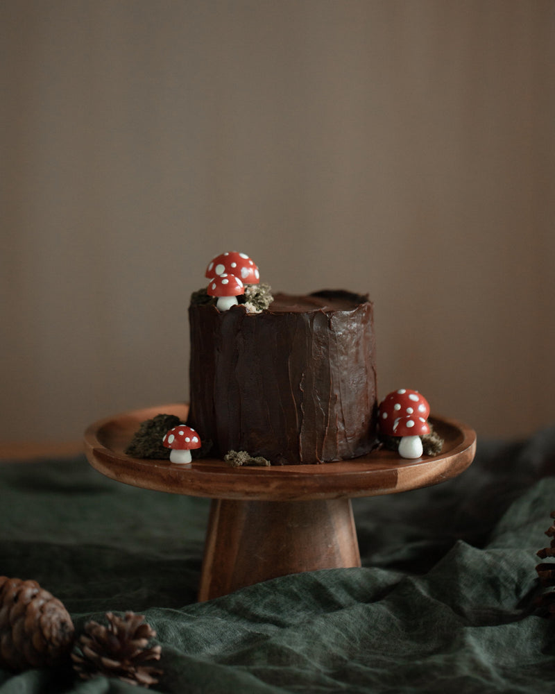 Load image into Gallery viewer, Christmas Stump Cake Masterclass
