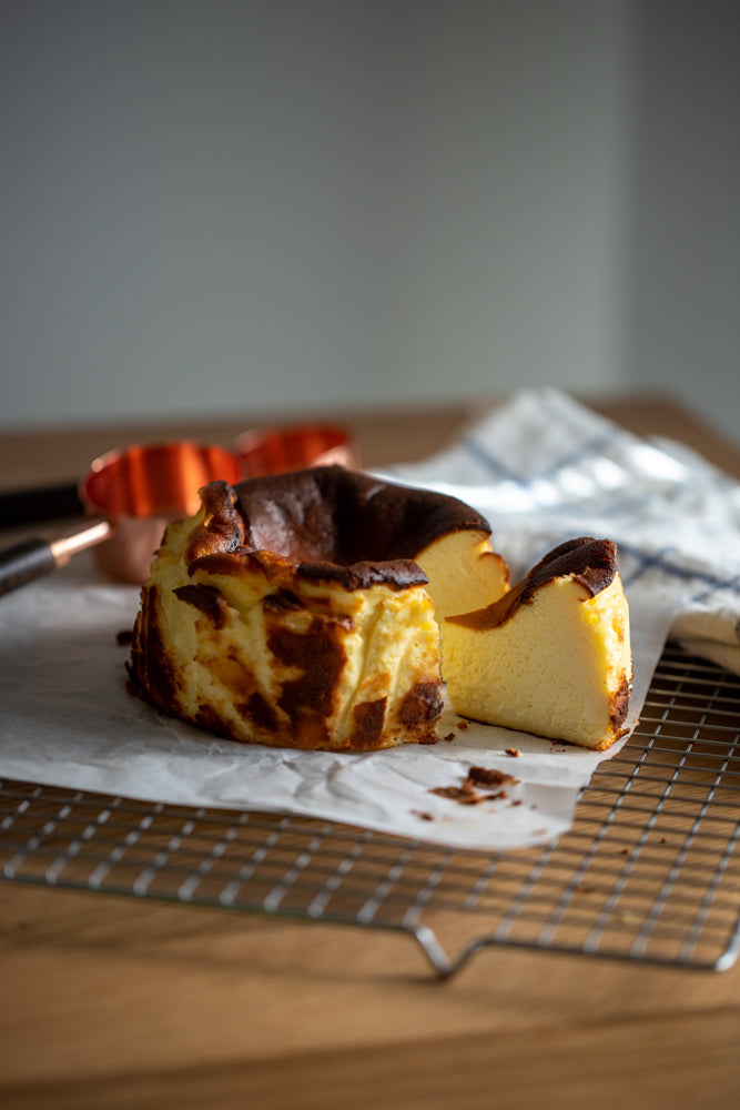 Load image into Gallery viewer, Basque Burnt Cheesecake