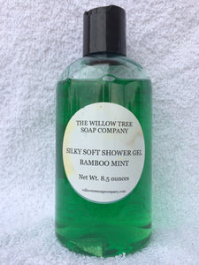 Free Sample - Silky Soft Shower Gel