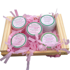 Luscious Lips Lip Scrub Gift Crate