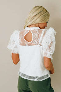 The Lacey | Top