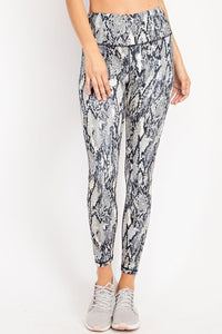 The Snakeskin | Leggings