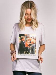 So I Can Kiss You Anytime I Want | Graphic Tee
