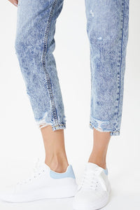 The Becky | High Waisted Mom Jeans