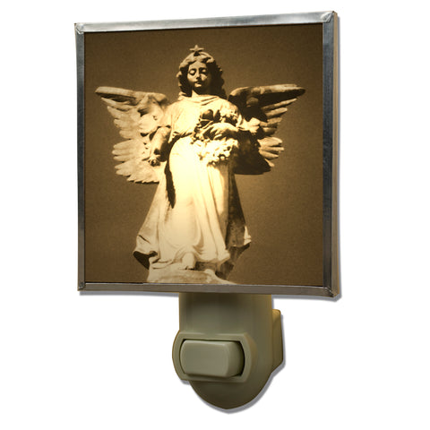 Cemetery Angel Night Light