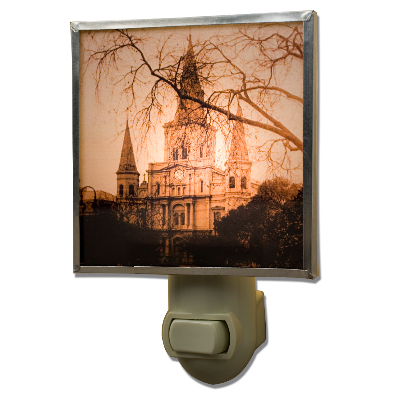 Saint Louis Cathedral Night Light
