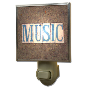 MUSIC Street Night Light