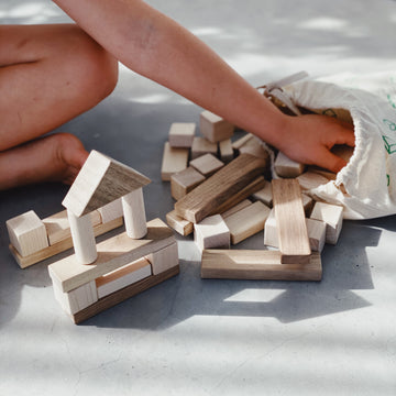 WOODEN BLOCKS - small set