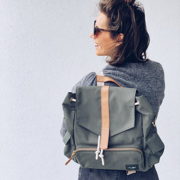 Luitertas KAOS Ransel - Green
