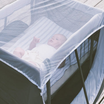 MUGGENNET TRAVEL COT