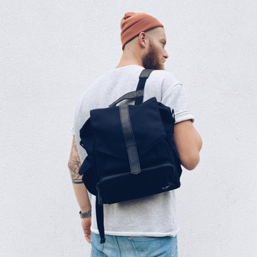 Luitertas KAOS Ransel - All Black