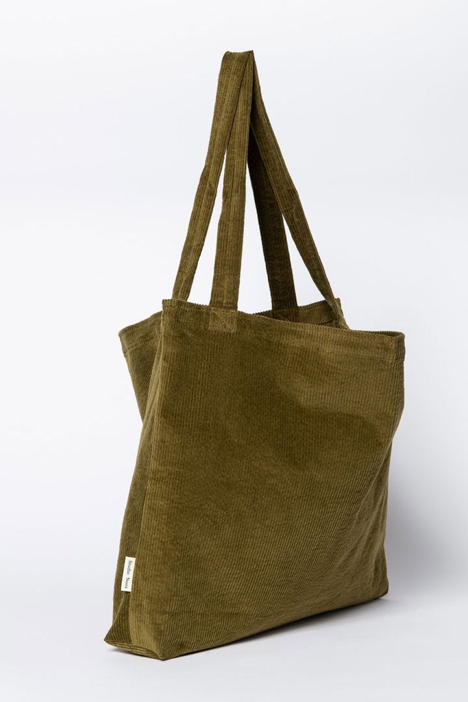 RIB MOM-BAG - cactus & rust