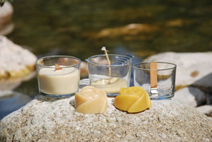 Creating 100% natural candle workshop