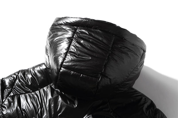 Glossy Winter Down Jacket